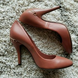 GUCCI rose heels